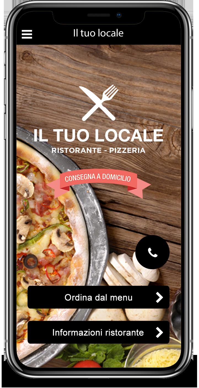 App personalizzata